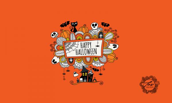 Tazi Halloween