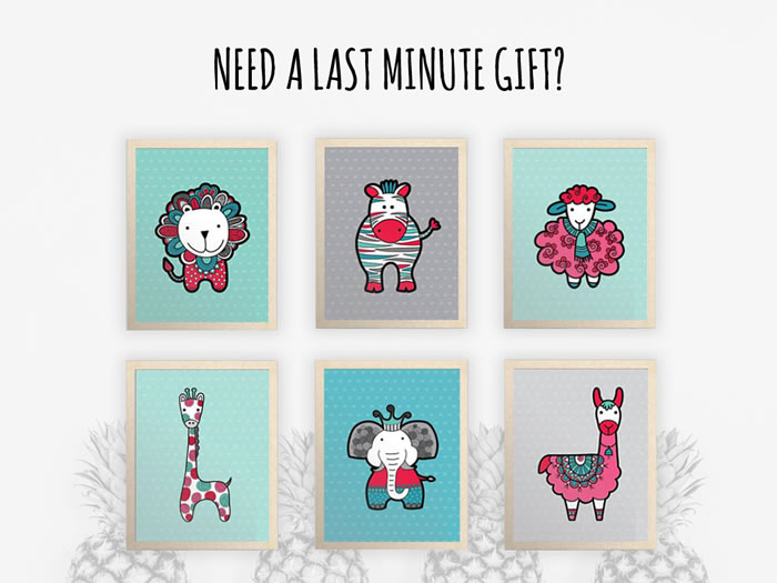 Tazi etsy last minute gifts