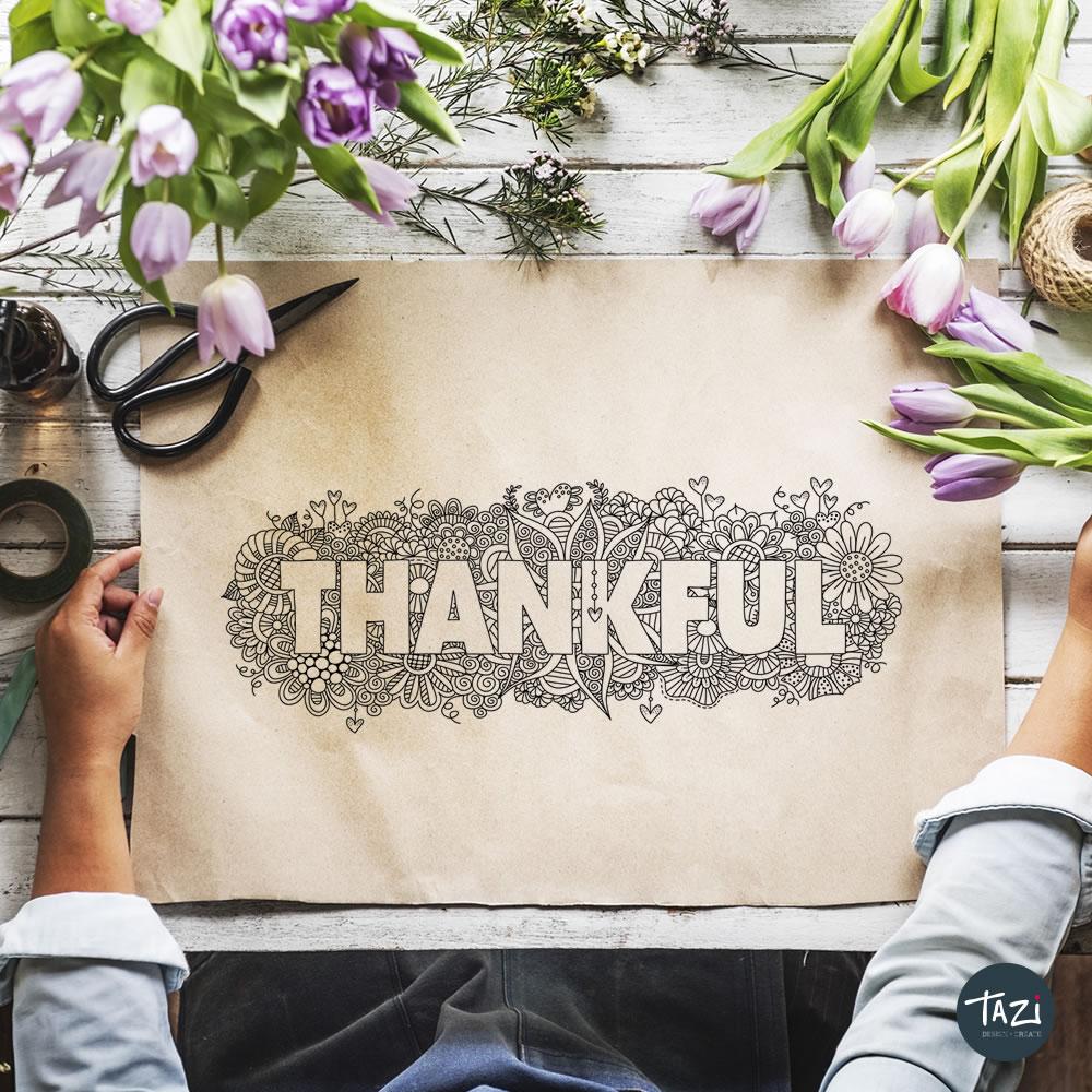 Tazi thankful
