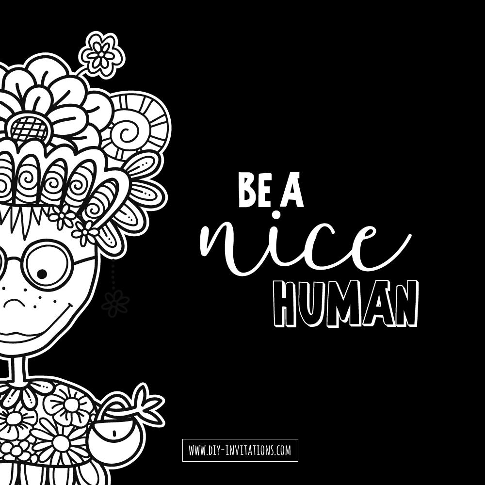 Tazi nice-human