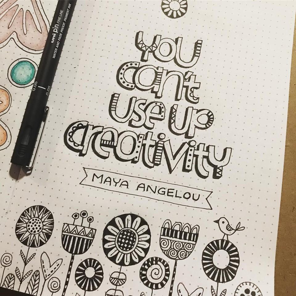 Tazi cant-use-up-creativity