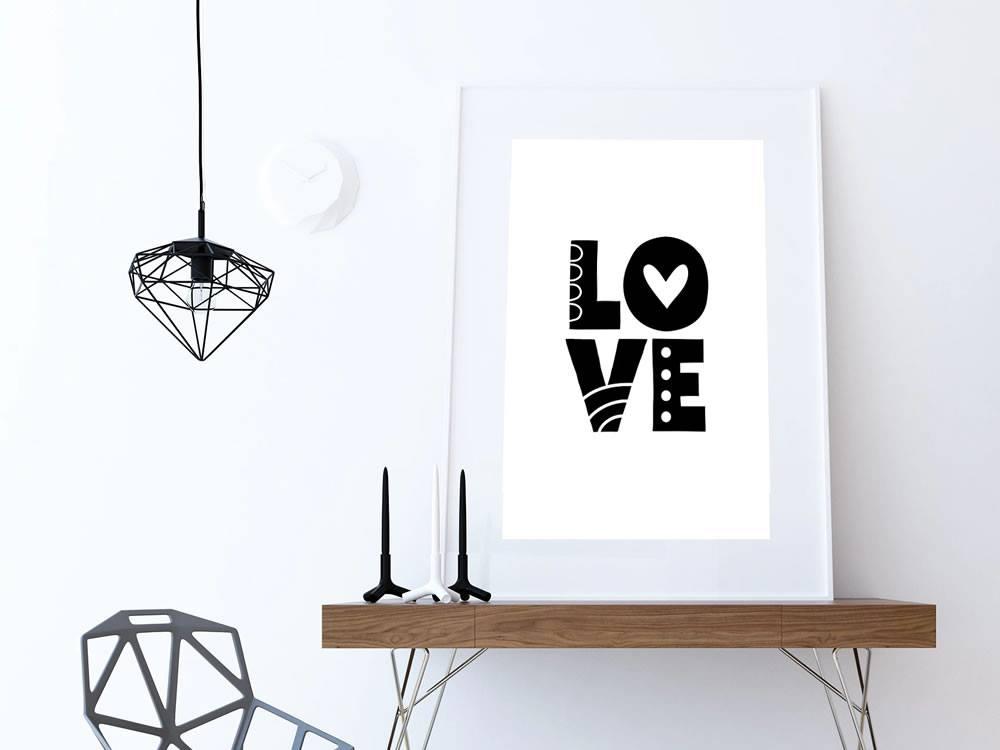 Tazi love-poster