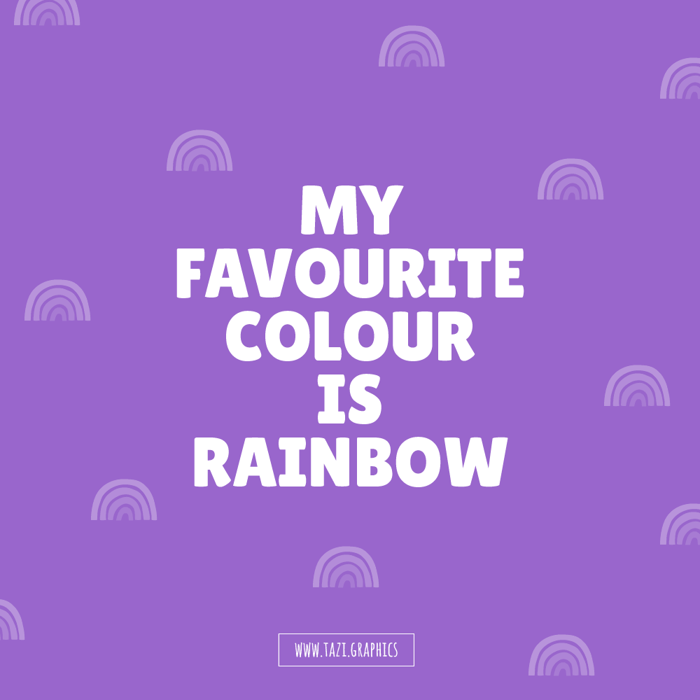 tazi-rainbow-purple