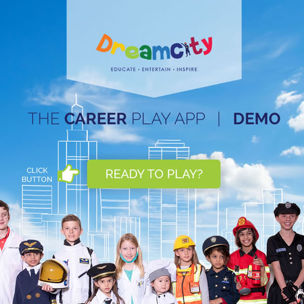 Dreamcity App Demo | Design | Integrate with Squarespace | www.dreamcity.com.au