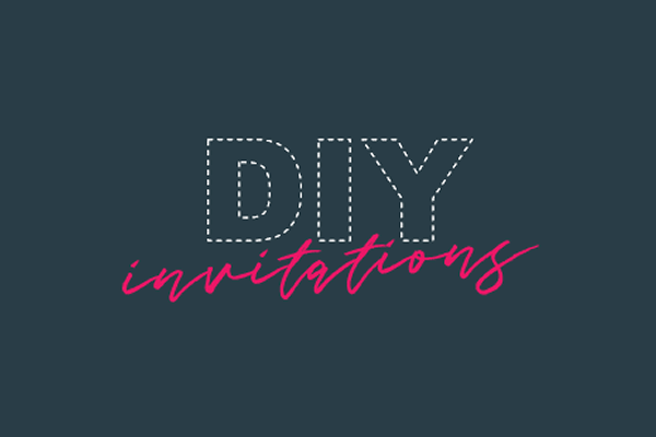 DIY Invitations logo